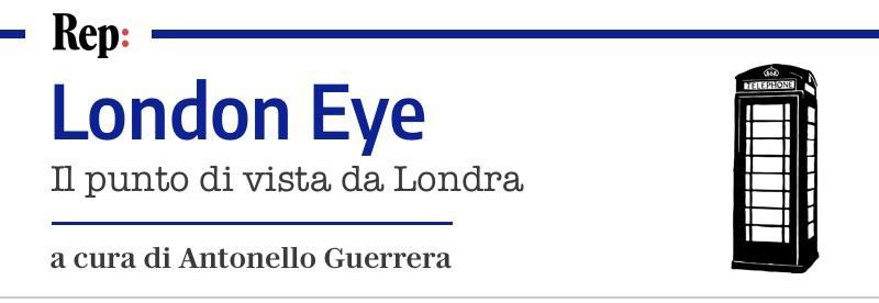 Rep: London Eye di Antonello Guerrera