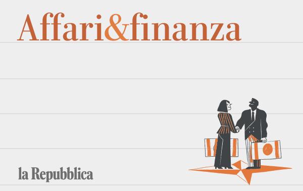 Affari & Finanza - I punti cardinali dell'economia