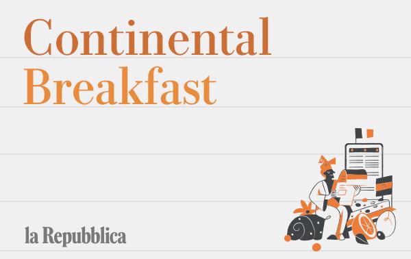 Continental Breakfast - Il mondo secondo i grandi giornali d'Europa